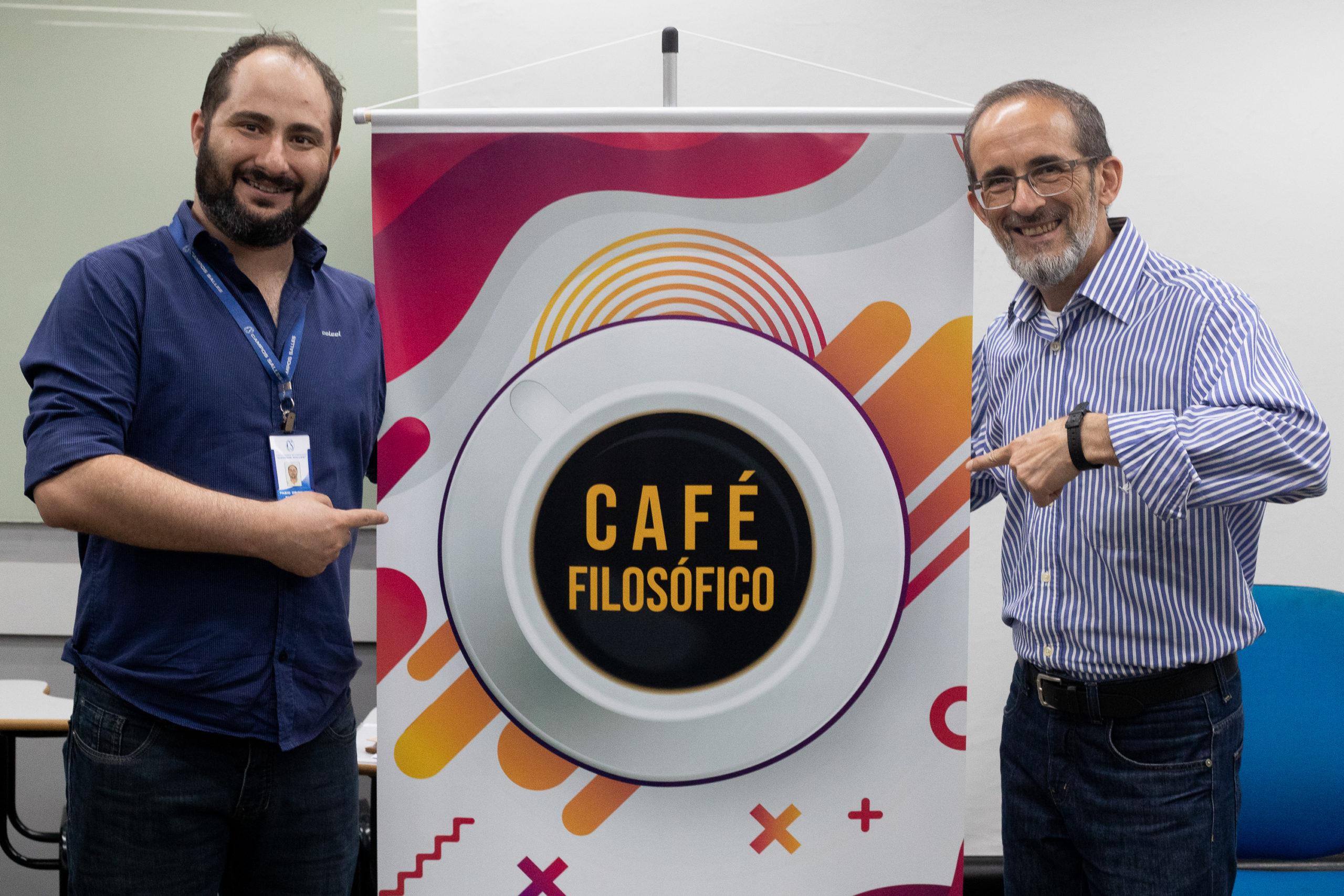 1º Café Filosófico: A sorte, o azar e a filosofia