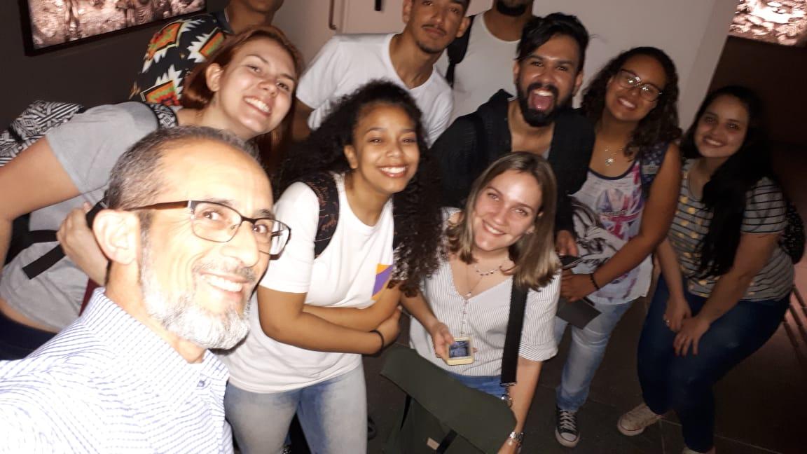 Visita ao SESC Paulista
