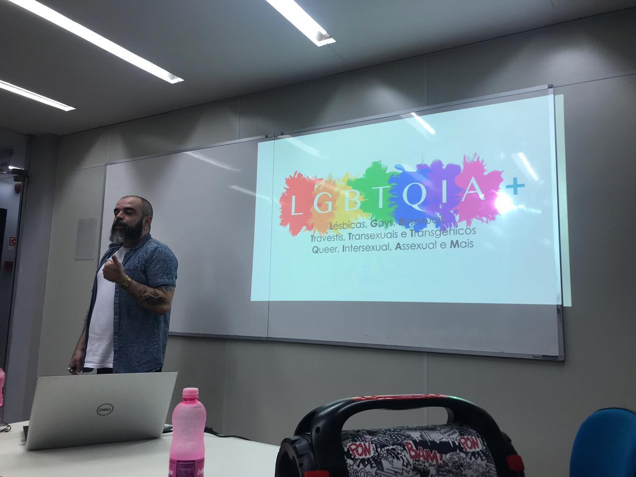 Palestra: Diversidade na Publicidade: Do profissional à campanha (Ricardo de Freitas Roseno)