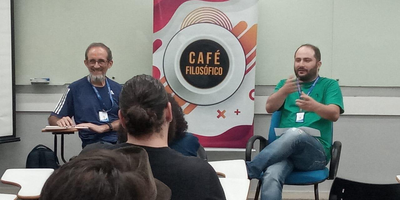 Café Filosófico – O futuro não é mais o mesmo