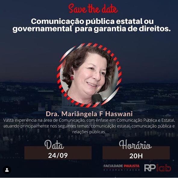 Comunicação pública, estatal ou governamental para garantia de direitos