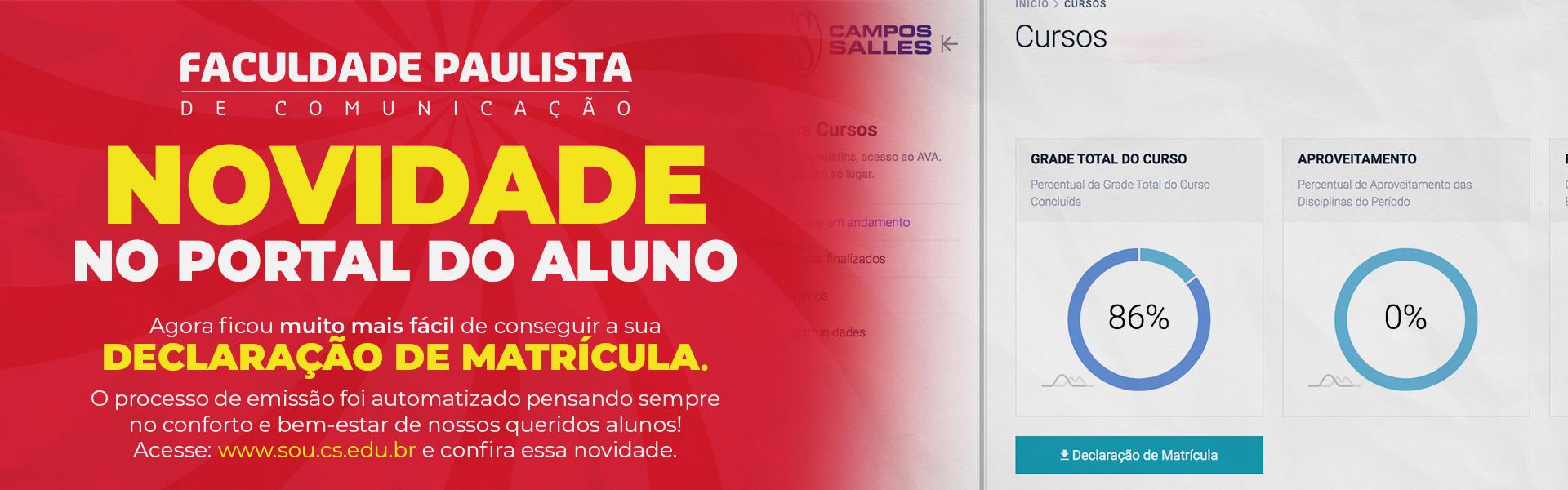 Banner-FPAC PORTAL DO ALUNO